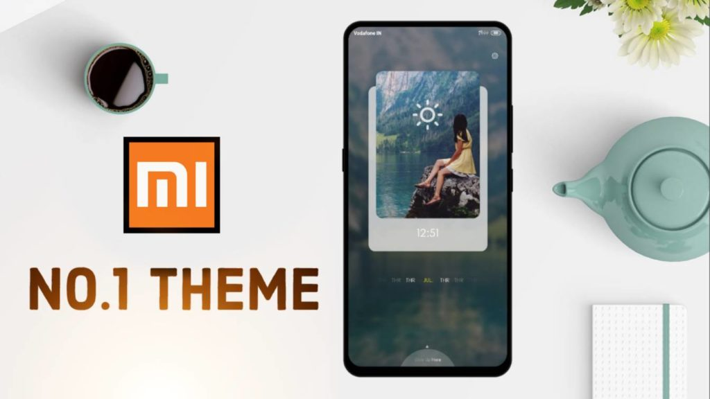 angelina v10 miui10 theme for techrushi