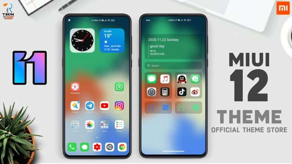 ios 11 miui 11 best theme download